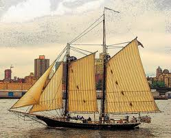 Pioneer schooner