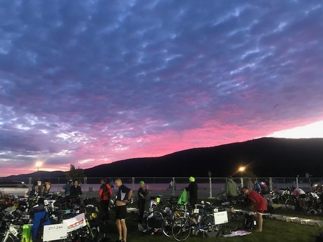 Lake George sunrise